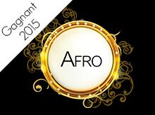 Victoires de la Coiffure 2015 : catégorie Afro