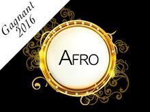 Victoires de la Coiffure 2016 : catégorie Afro