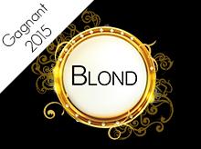Victoires de la Coiffure 2015 : catégorie Blond