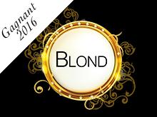 Victoires de la Coiffure 2016 : catégorie Blond