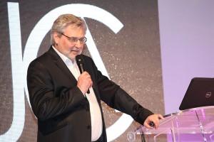Jean-Claude AUBRY annonçant les nominés